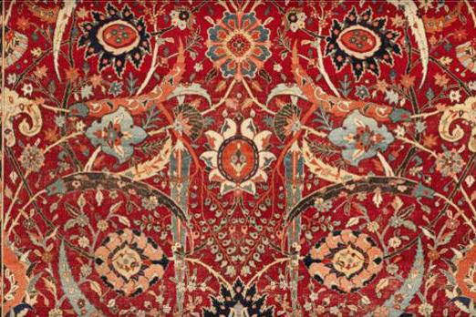 Carpet Breaks World Record at Sotheby's Auction